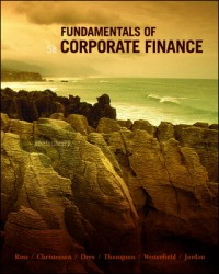 Test Bank for Fundamentals of Corporate Finance, 5th Australian Edition : Ross