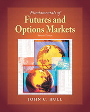 Fundamentals of Futures and Options Markets Hull 7th Edition Solutions Manual