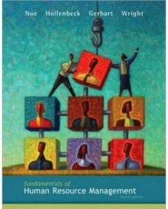 Test Bank for Fundamentals of Human Resource Management, 4th Edition: Raymond Noe