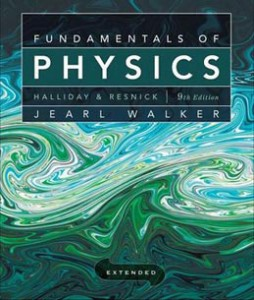 Test Bank for Fundamentals of Physics Extended, 9th Edition: Halliday