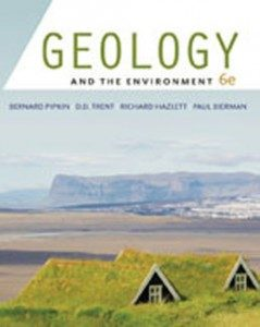 Test Bank for Geology and the Environment, 6th Edition: Pipkin