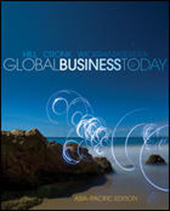 Test Bank for Global Business Today, 2nd Australian Edition : Hill