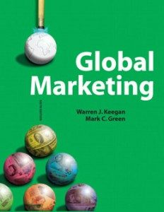 Test Bank for Global Marketing, 6th Edition: Keegan