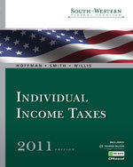 Instructor Manual For South-Western Federal Taxation 2011: Individual Income Taxes, 34th Edition by William Hoffman, James E. Smith, Eugene Willis