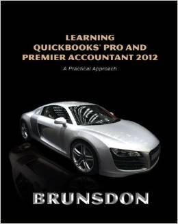 Solution Manual For Learning QuickBooks Pro and Premier Accountant 2012 (6th Edition) by Terri E. Brunsdon