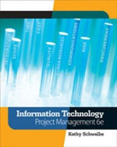 Test Bank for Information Technology Project Management, 6th Edition: Schwalbe