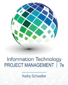 Test Bank for Information Technology Project Management, 7th Edition : Schwalbe