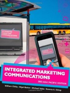 Test Bank for Integrated Marketing Communications, 3rd Asia Pacific Edition : Chitty