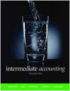 Test Bank for Intermediate Accounting, 2nd Canadian Edition: Spiceland
