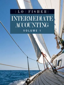 Test Bank for Intermediate Accounting VOLUME 1, 1st Canadian Edition: Lo