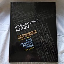 International Business The Challenge of Global Competition Ball 13th Edition Solutions Manual