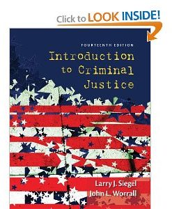 Test Bank for Introduction to Criminal Justice, 14th Edition : Siegel