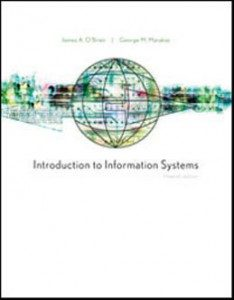 Test Bank for Introduction to Information Systems, 15th Edition: OBrien