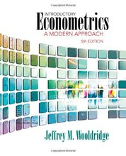 Introductory Econometrics A Modern Approach Wooldridge 5th Edition Solutions Manual
