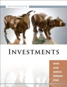 Test Bank for Investments, 7th Canadian Edition : Bodie