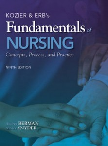 Test Bank for Kozier and Erbs Fundamentals of Nursing, 9th Edition: Berman