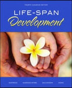 Test Bank for Life-Span Development, 4th Canadian Edition: Santrock