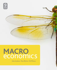 Test Bank for Macroeconomics, 9th Edition : Jackson