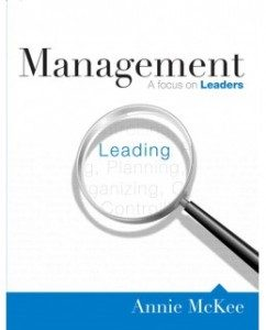 Test Bank for Management: A Focus on Leaders, 1st Edition: Annie McKee