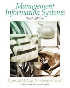 Test Bank for Management Information Systems, 10th Edition: McLeod