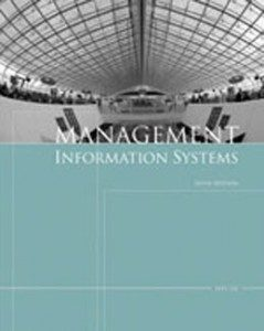 Test Bank for Management Information Systems, 6th Edition: Oz