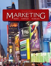 Marketing Kerin 11th Edition Test Bank