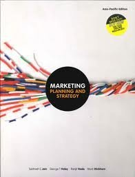 Test Bank for Marketing Planning and Strategy, 1st Edition : Jain
