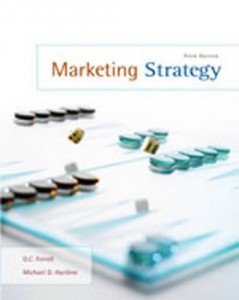 Test Bank for Marketing Strategy, 5th Edition: Ferrell