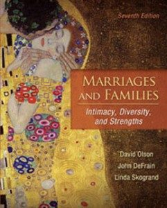 Test Bank for Marriages and Families Intimacy Diversity and Strengths, 7th Edition: Olson