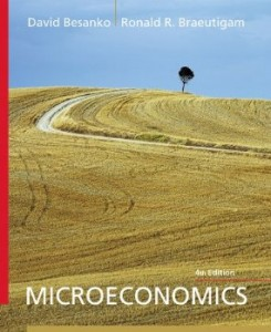 Test Bank for Microeconomics, 4th Edition : Besanko