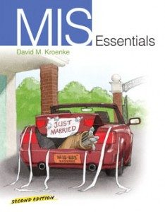 Test Bank for MIS Essentials, 2nd Edition: Kroenke