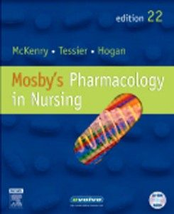 Test Bank for Mosbys Pharmacology in Nursing, 22nd Edition: McKenry