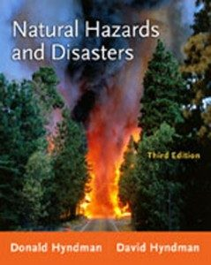 Test Bank for Natural Hazards and Disasters, 3rd Edition: Hyndman