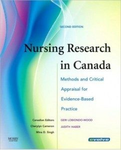 Test Bank for Nursing Research in Canada, 2nd Edition: Geri LoBiondo-Wood