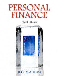 Test Bank for Personal Finance, 4th Edition: Madura