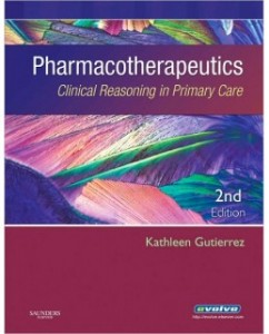 Test Bank for Pharmacotherapeutics, 2nd Edition: Kathleen Jo Gutierrez
