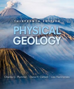 Test Bank for Physical Geology, 13th Edition: Plummer