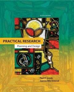 Test Bank for Practical Research Planning and Design, 10th Edition : Leedy