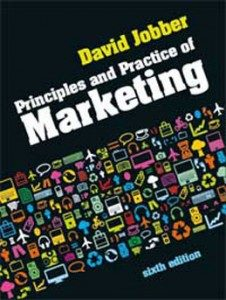 Test Bank for Principles and Practice of Marketing, 6th Edition: Jobber