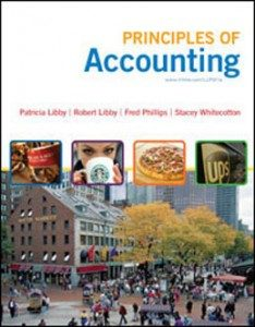 Test Bank for Principles of Accounting, 1st Edition: Libby