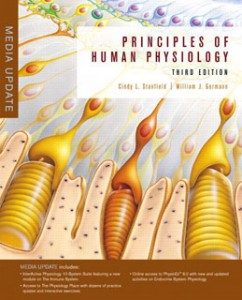 Test Bank for Principles of Human Physiology, 3rd Edition: Stanfield