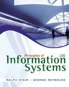 Test Bank for Principles of Information Systems, 10th Edition: Stair