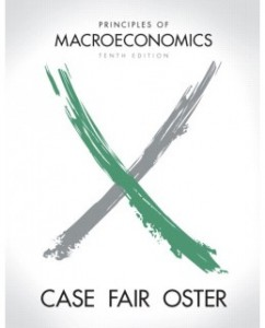 Test Bank for Principles of Macroeconomics, 10th Edition: Karl E. Case