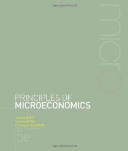 Test Bank for Principles of Microeconomics, 5th Edition : Gans