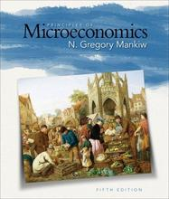Principles of Microeconomics Mankiw 5th Edition Test Bank