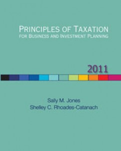 Test Bank for Principles of Taxation for Business and Investment Planning, 14th Edition: Jones