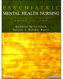 Test Bank for Psychiatric Mental Health Nursing, 3rd Edition: Katherine M. Fortinash
