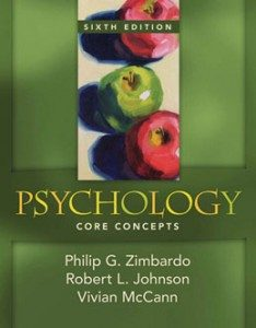 Test Bank for Psychology Core Concepts, 6th Edition: Zimbardo