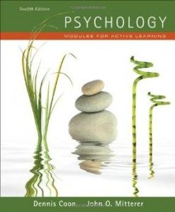 Test Bank for Psychology Modules for Active Learning, 12th Edition : Coon