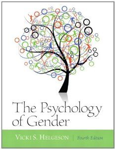 Test Bank for Psychology of Gender, 4th Edition: Helgeson